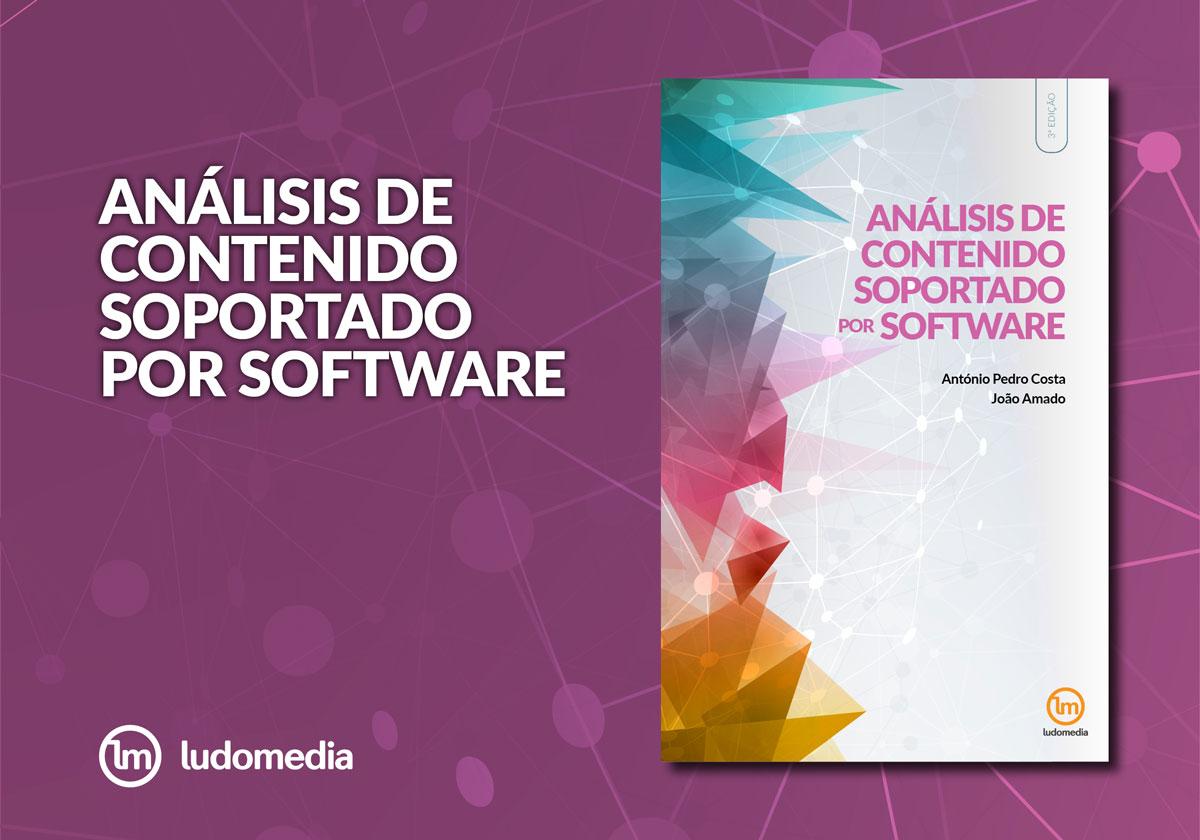 Libro Análisis de Contenido Soportado por Software - Ludomedia